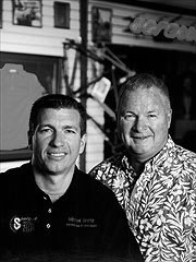Walter and Michael Grotz
